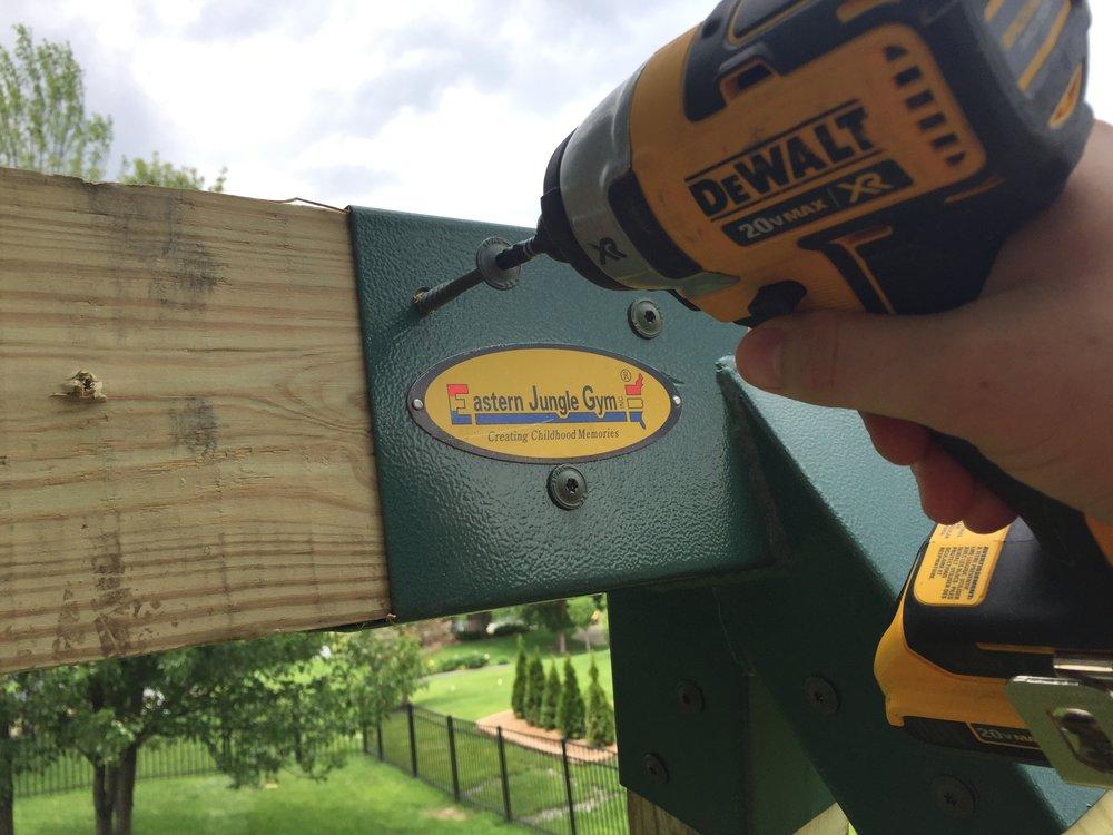 Installing the A Frame Bracket