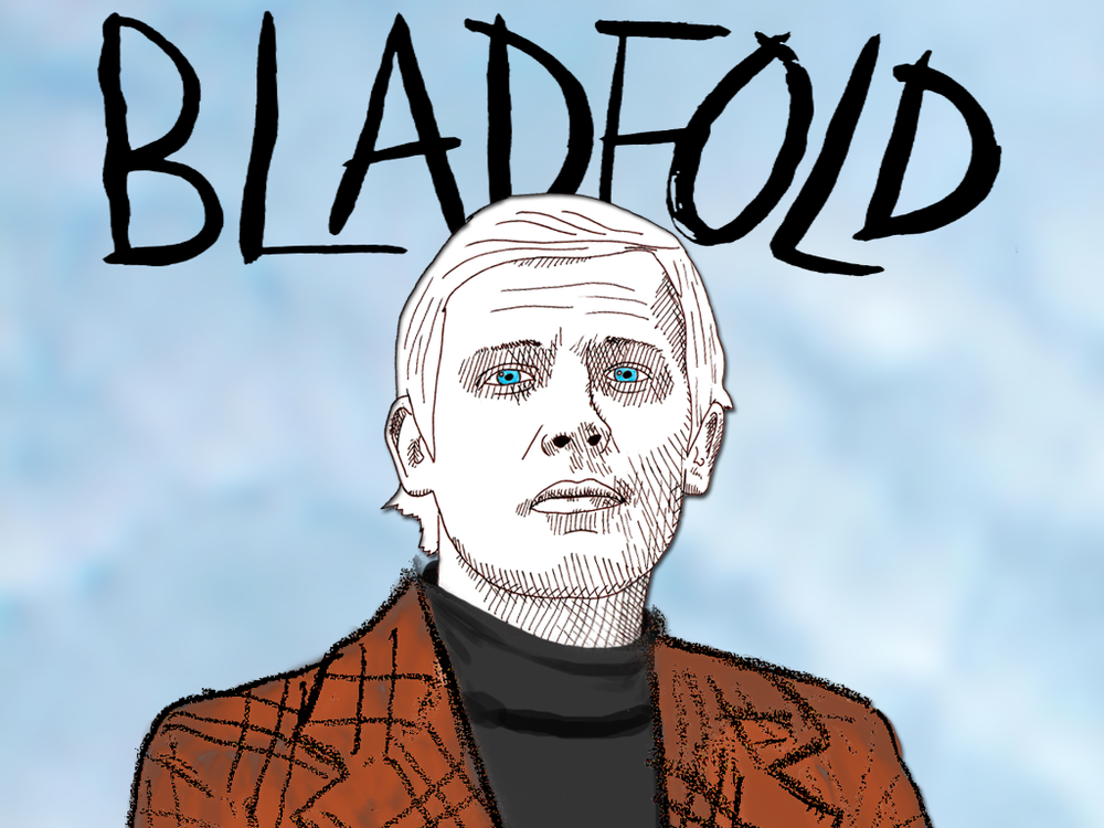 Bladfold is a 45 minute animated musical documentary about my father, Brad Nixon.  Music by David Nixon and Daniel Spils. Click on the image to find out more details about it.
