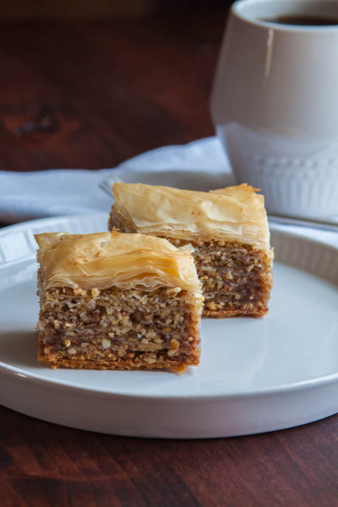 My Favorite Baklava