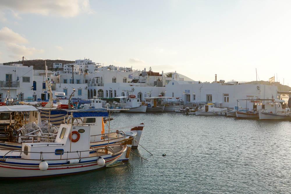 Naoussa waterfront, Paros