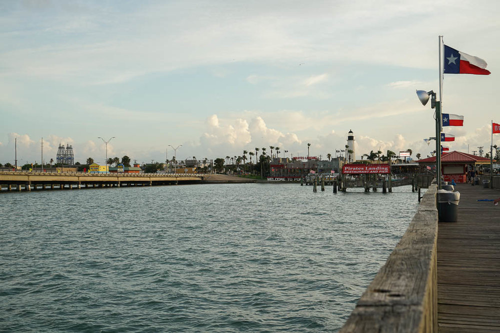 Port Isabel, TX.