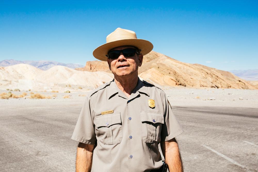 Park Ranger Bob
