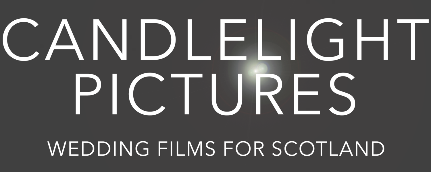 Candlelight Pictures - Wedding Films for Scotland