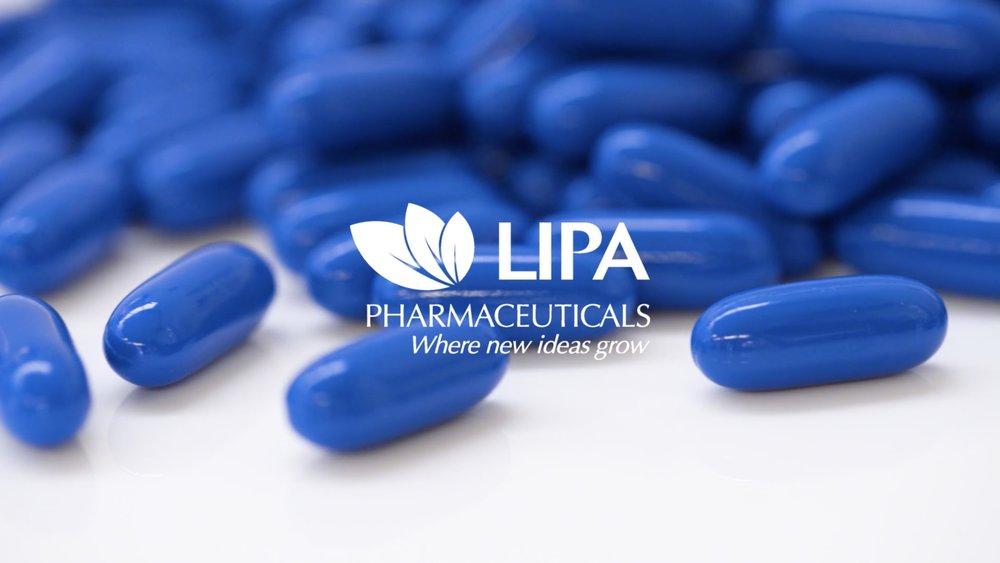 blue capsules