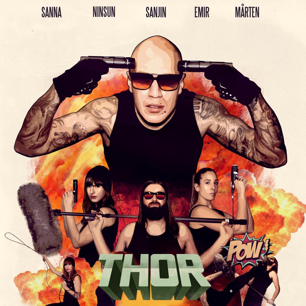 T.H.O.R. RADIO