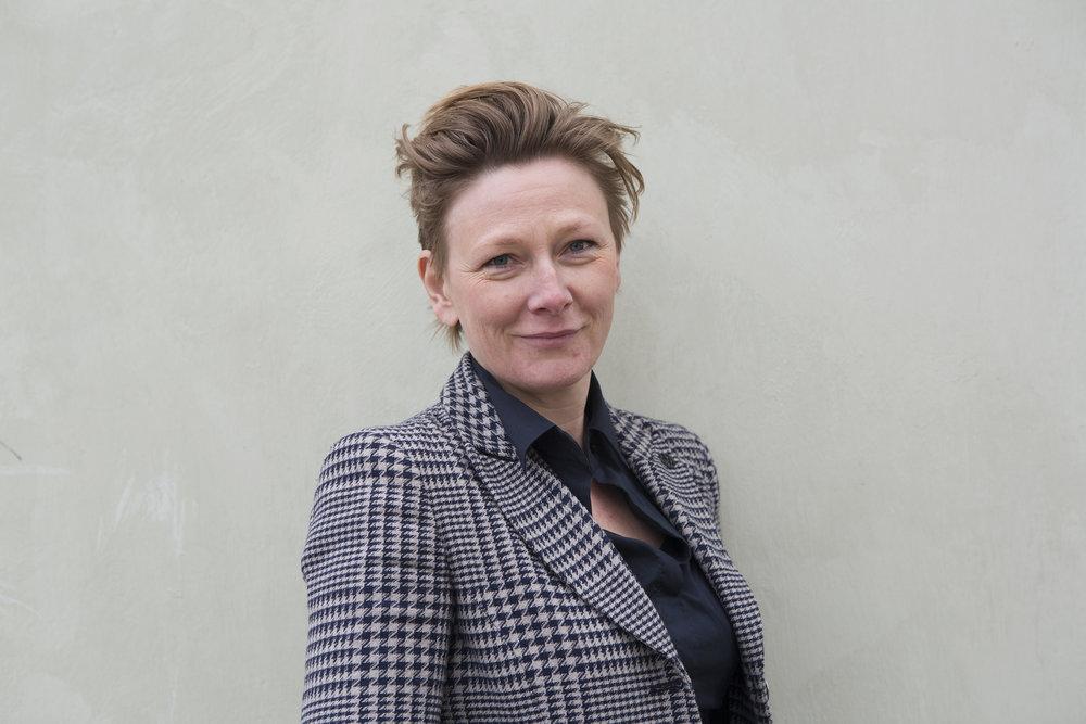Karen Albertsen. Foto: Sandra Johansdotter