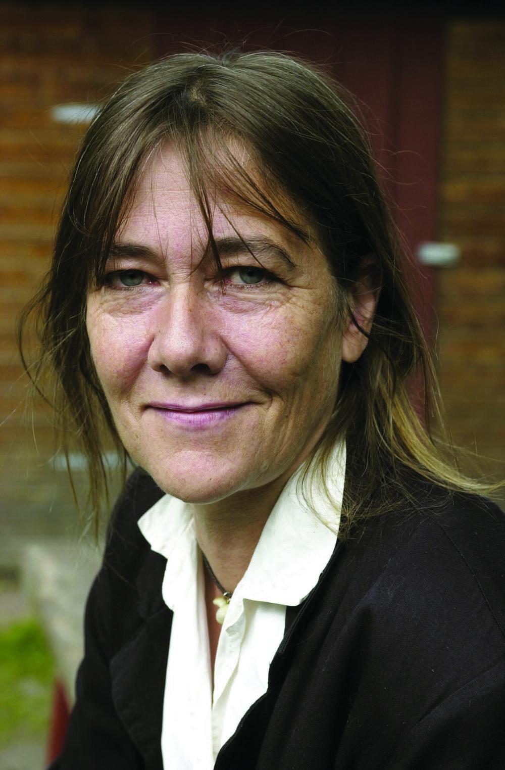 Catti Edfeldt, regissör.