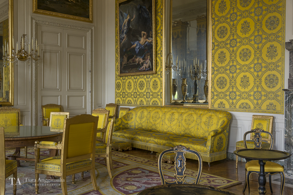 Interior of the Grand Trianon.