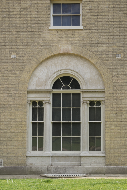 Window detail of Kenwood House.