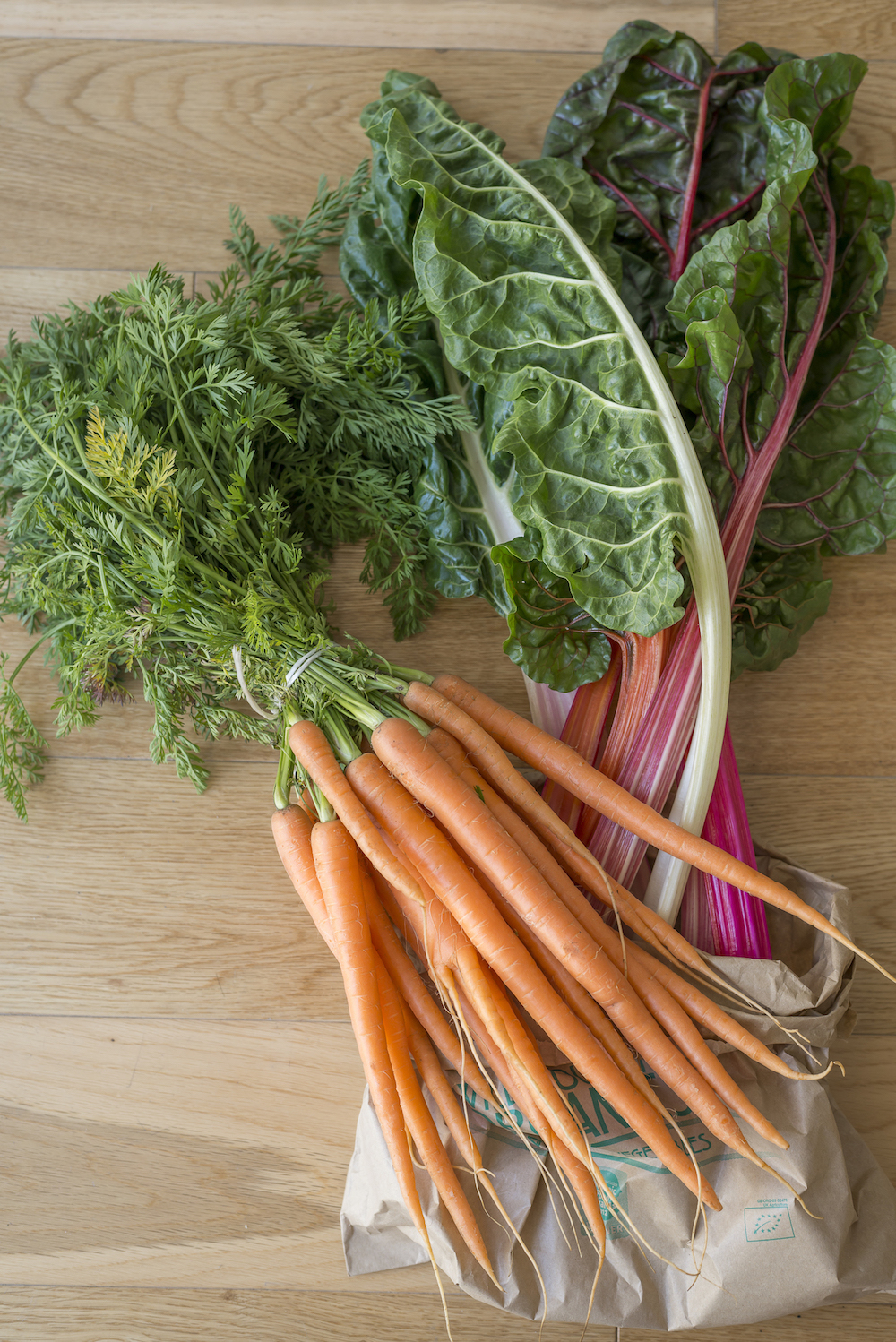 A bunched carrots and red chard.jpg