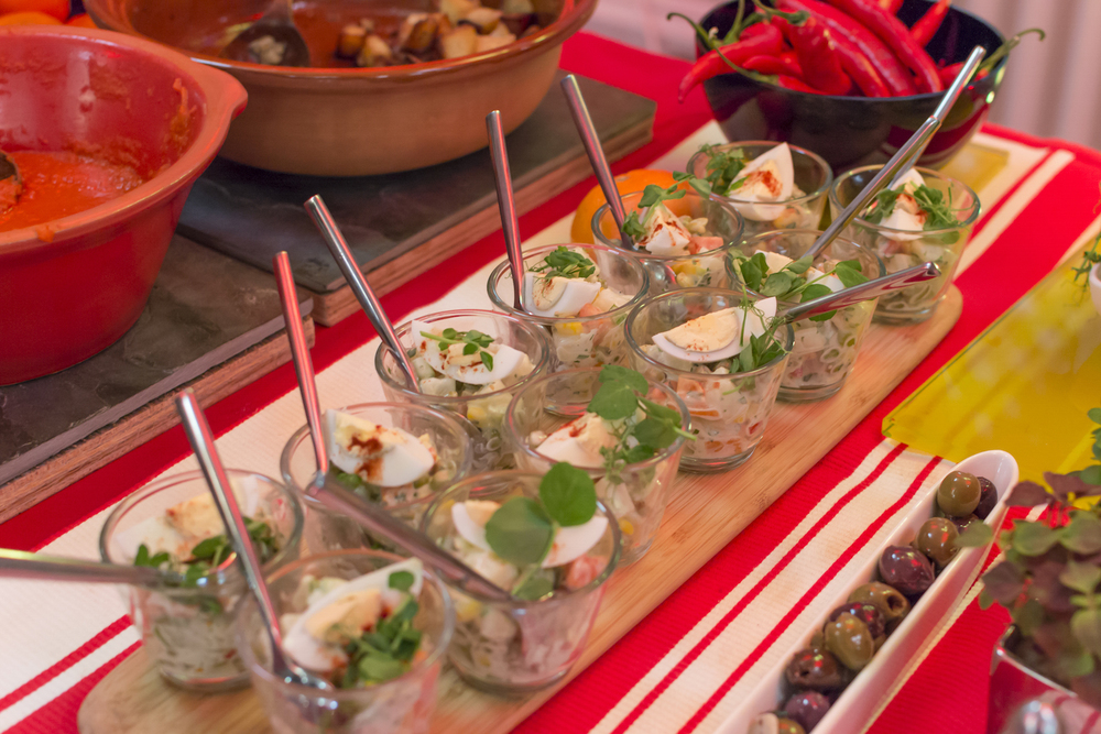 Finger food at Cadogan Hall.jpg