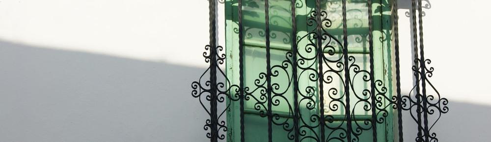 Window in Seville, Spain / Una ventana en Sevilla, España