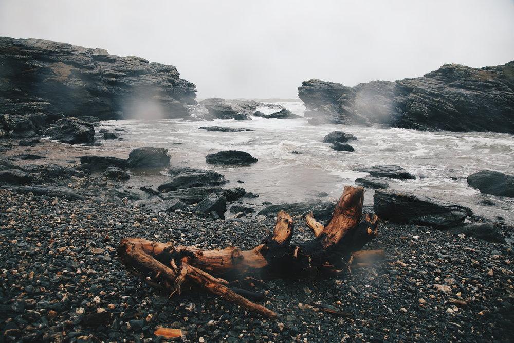 Wet in Wales