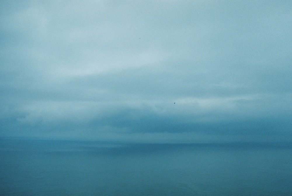 Pinholes, northern Spain