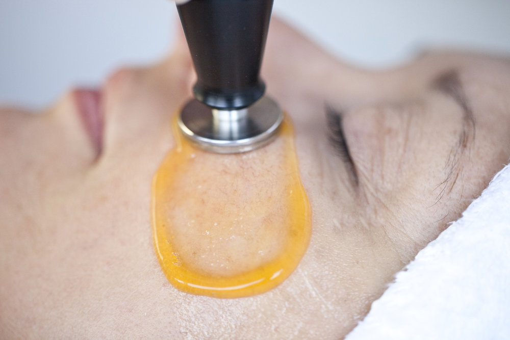 Soothing Vitamin A, C and E treatment.