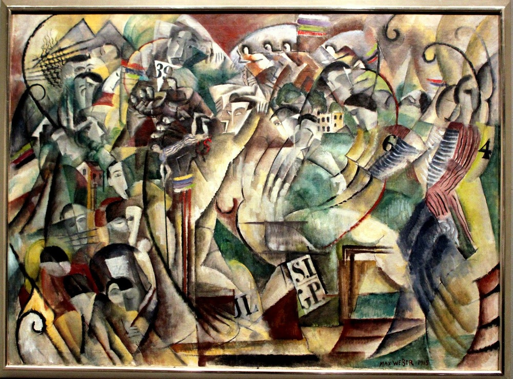 Max Weber // Athletic Contest