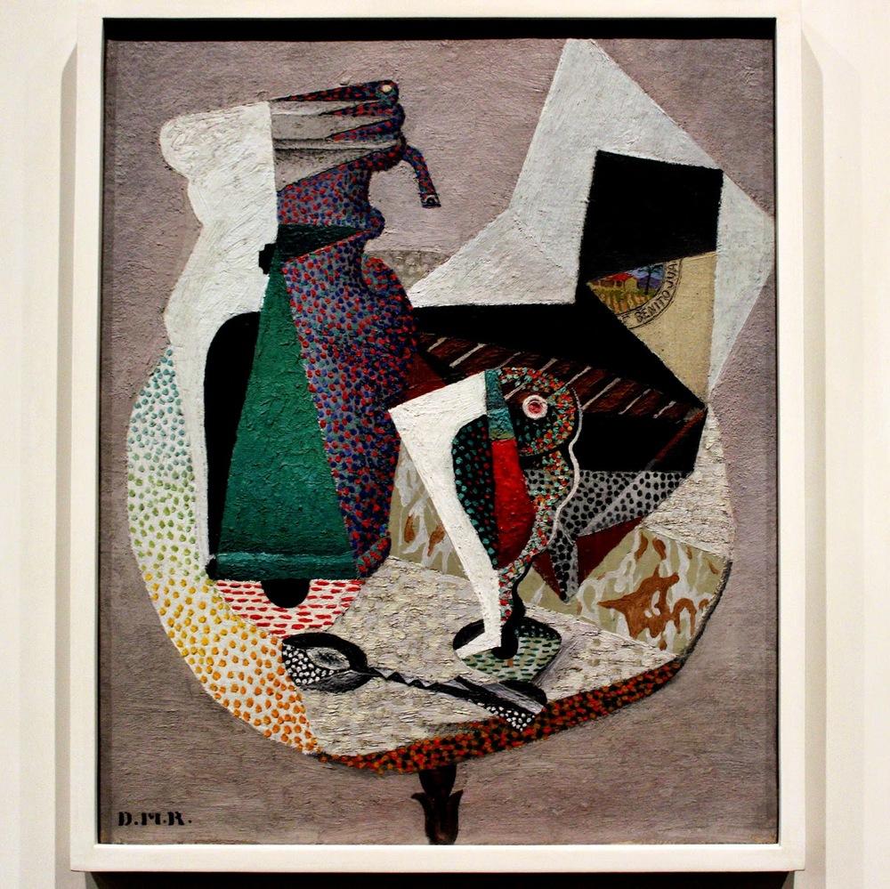 Diego Rivera // The Café Terrace