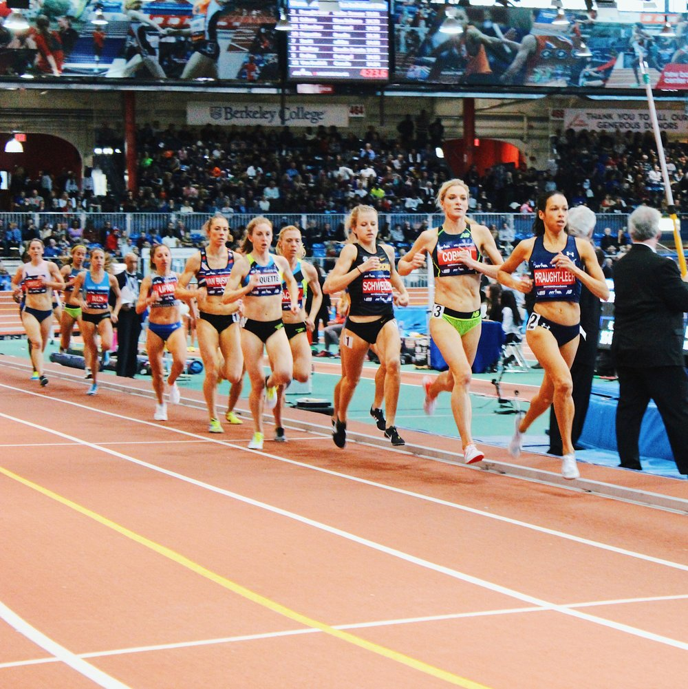 Women's 3000M
