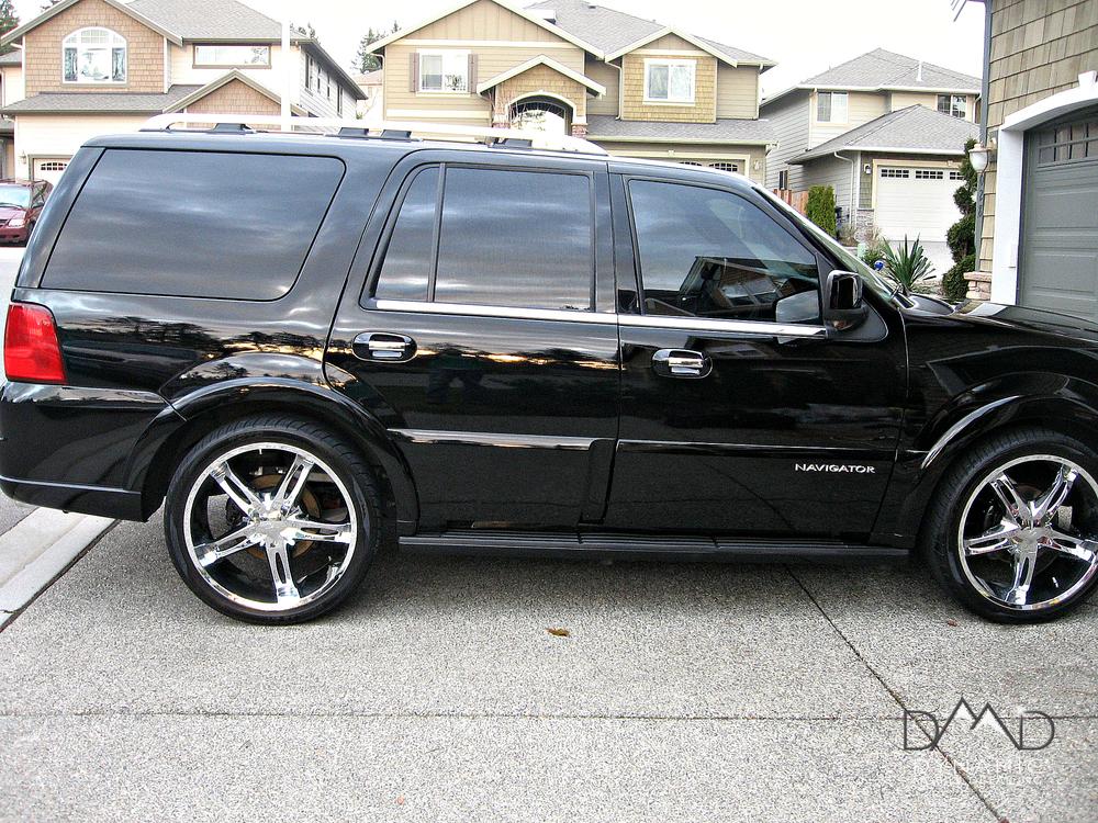 Lincoln Navigator | Bend Oregon | Mobile Car Detailing | Dynamic Mobile Detailing
