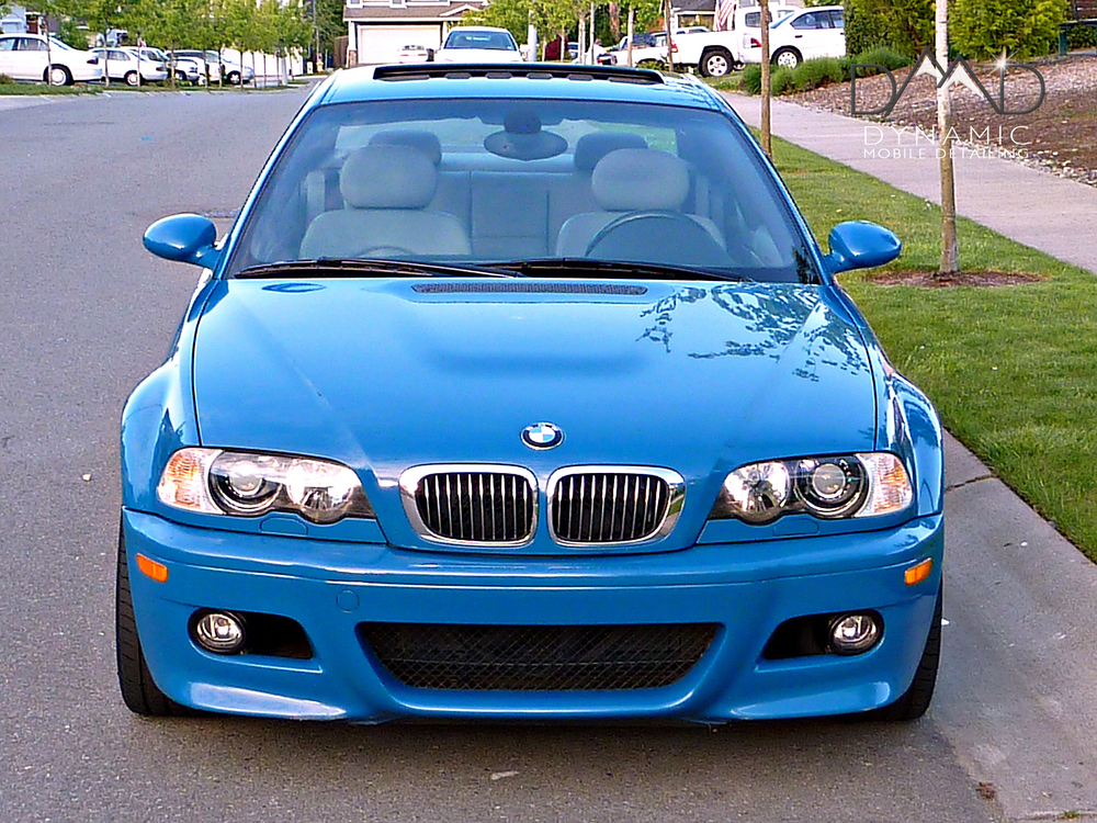 BMW | Mobile Auto Detail | Bend OR | Dynamic Mobile Detailing