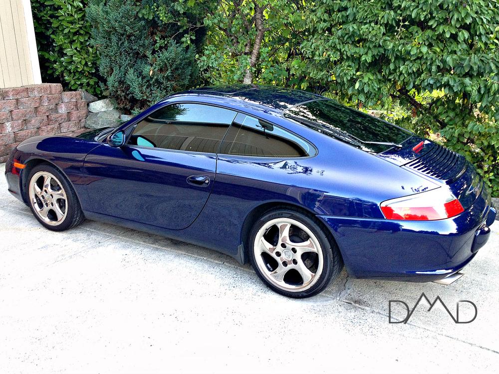 Porsche Detailing | Mobile Detailing | Bend OR | Dynamic Mobile Detailing