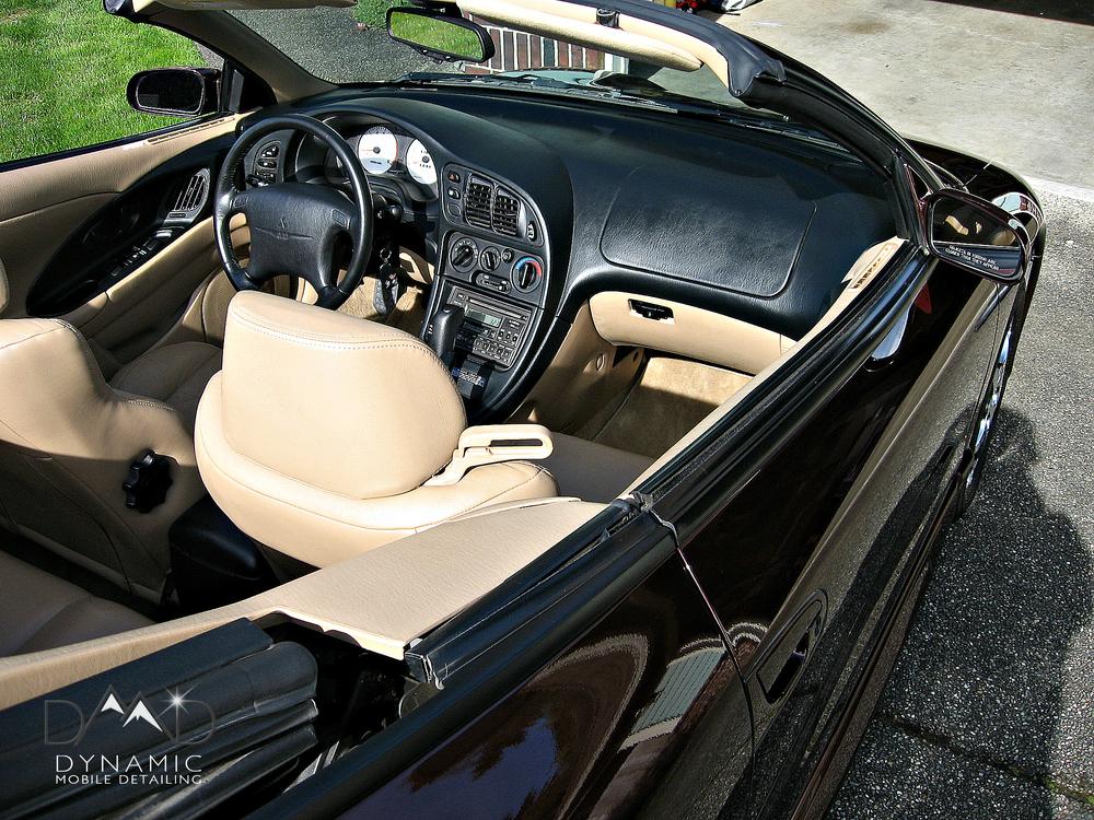 Interior Detailing | Mobile Car Detailing | Bend Oregon | Dynamic Mobile Detailing