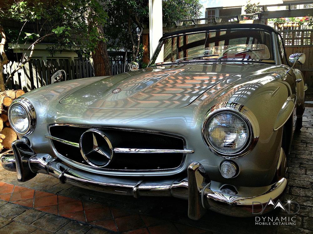 Classic Car Detailing | Show Car Detailing | Bend Oregon | Dynamic Mobile Detailing