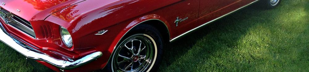 Classic/Antique Cars | Paint Correction | Mobile Auto Detailing | Bend Oregon