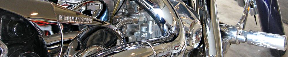 Motorcycle Detailing | Bend Oregon | Dynamic Mobile Detailing