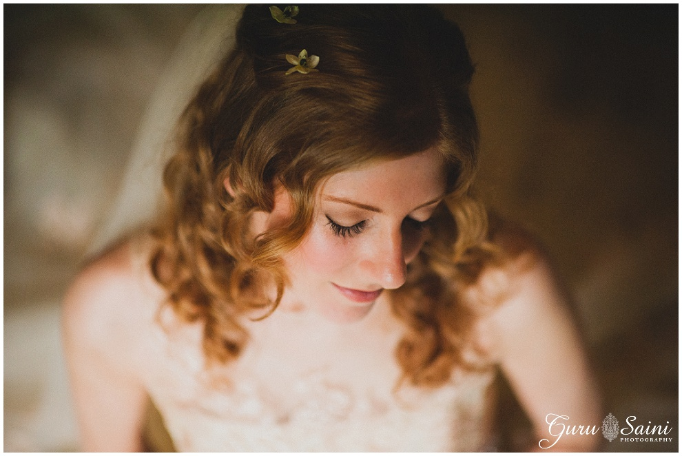 Wedding-Photography-Romantic-Bridal-Shoot-Cripps Barn-Cotswold-London-Surrey-Guru-Saini-Photography