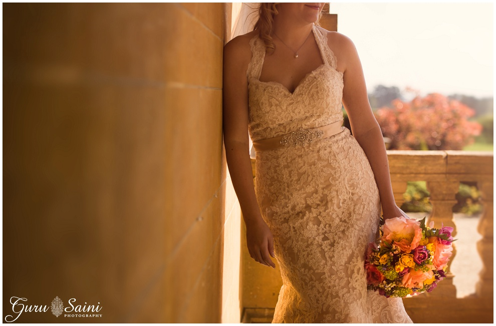 Wedding-Photography-Romantic-Bridal Session-Eynsham Hall-Oxford-London-Guru-Saini-Photography
