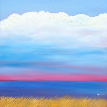 Water/Sky/Grass
