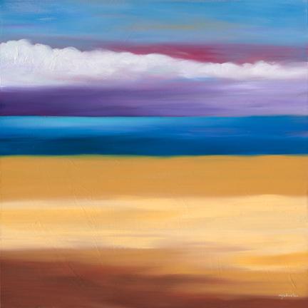 Purple Sky Beach