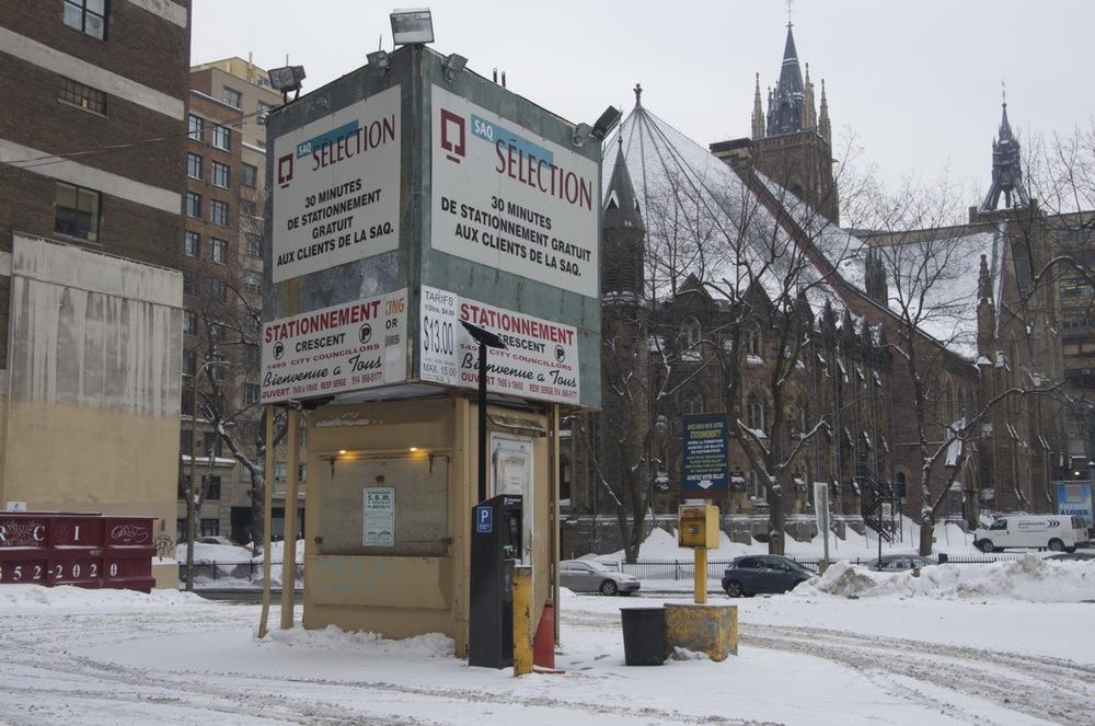 Stationnement, rue City-Councillors