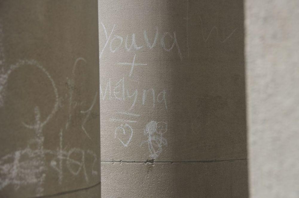 Youva + Mélyna = amour