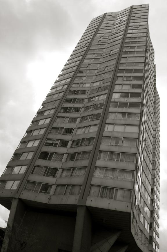 La tour Perspective I