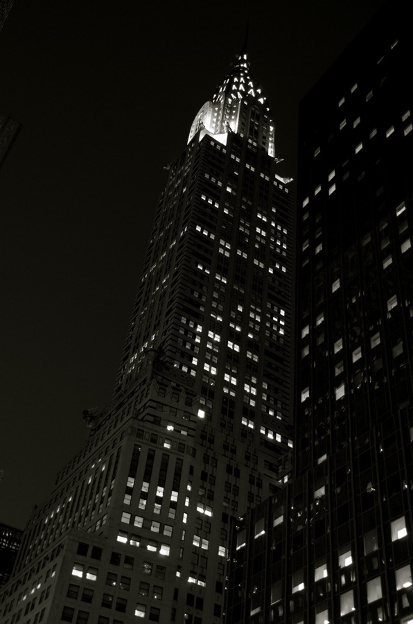 commenter >  The Chrysler Building  < comment