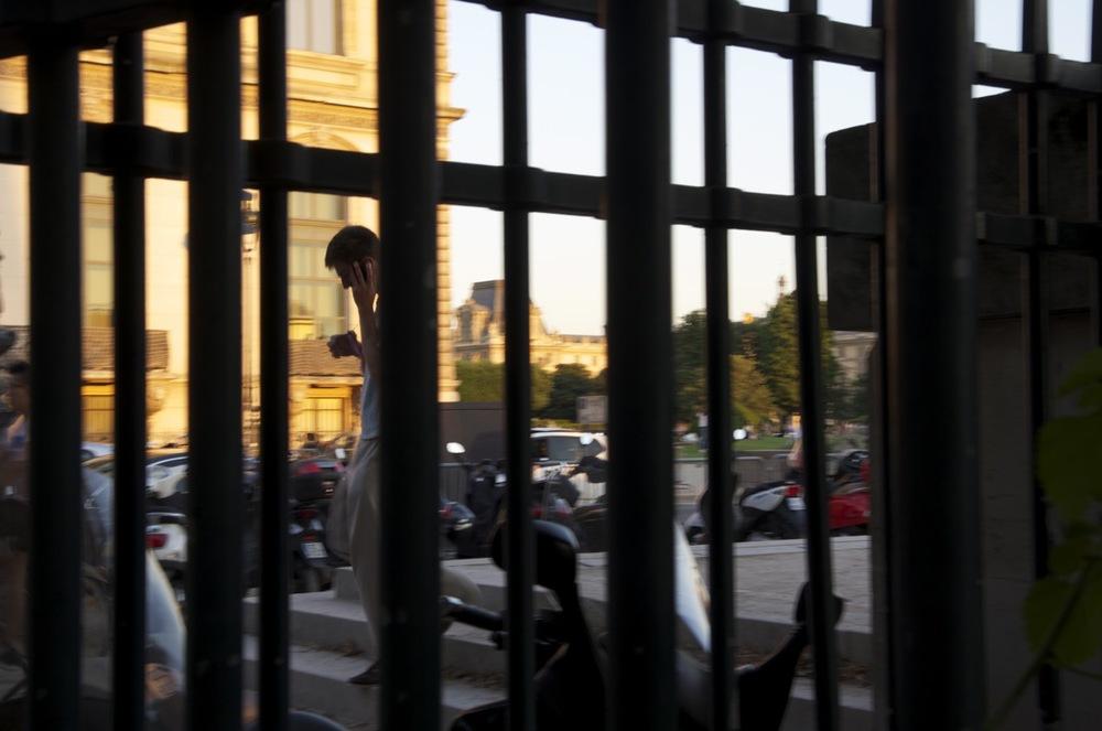 commenter >  Jardin des Tuileries, à l'avenue du Général Lemonnier  < comment