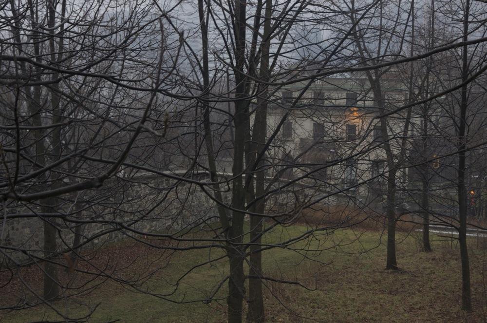commenter >  Pluie automnale sur les flancs du Mont-Royal, 3/4  < comment