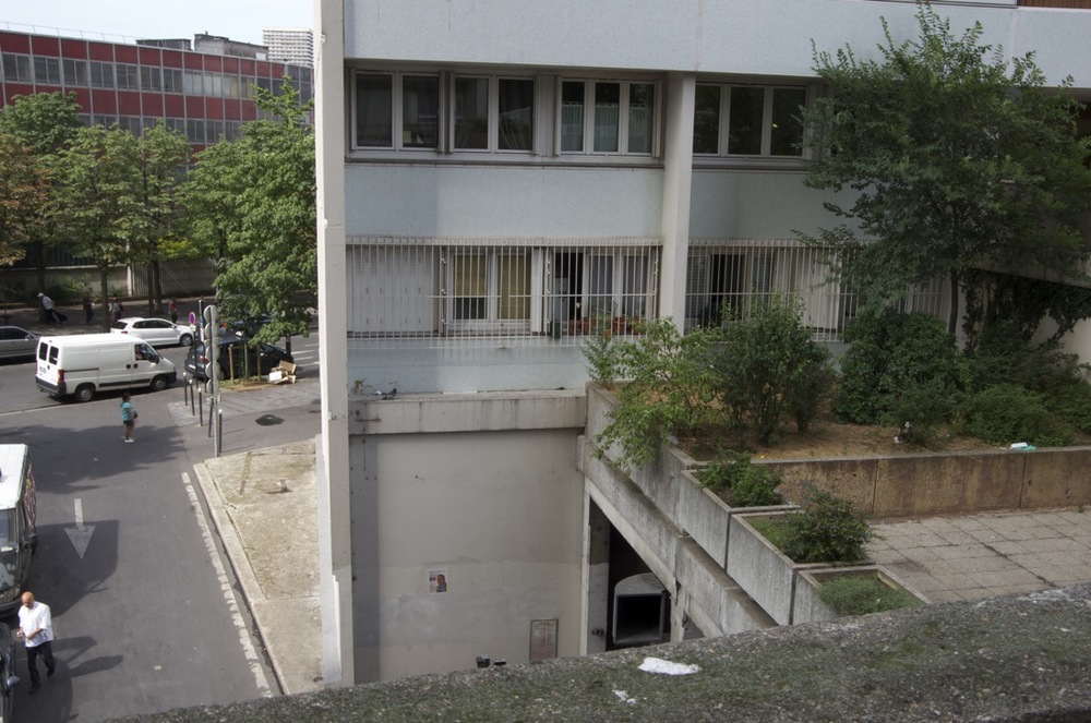 commenter > L'avenue d'Ivry, depuis les Olypiades 2/2 < comment