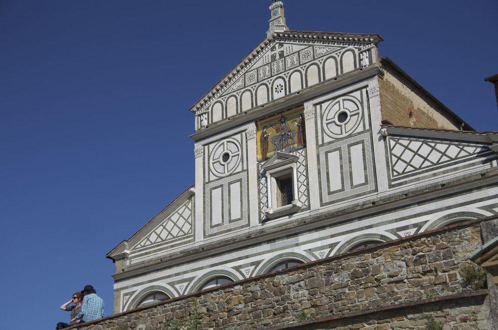 commenter >  Chiesa di San Miniato al Monte  < comment