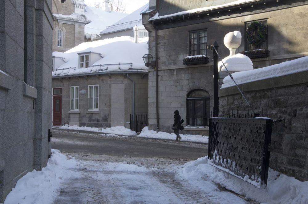 commenter >  Rue des Jardins (au froid)  < comment