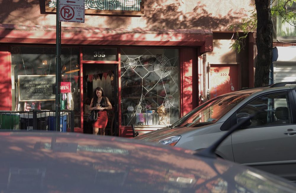 Bedford Avenue (Soon Halloween)