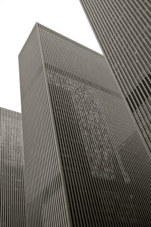Rockefeller Centre, the XYZ Towers
