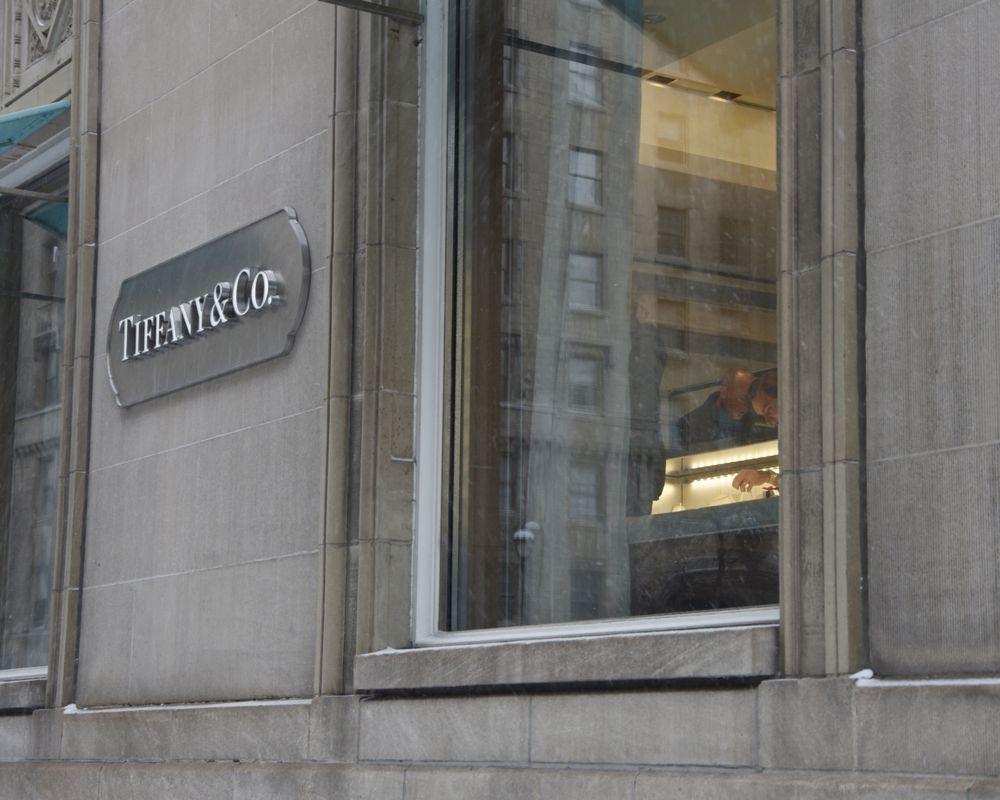 commentez >  Rue De la Montagne (client et commis at Tiffany's)  < comment