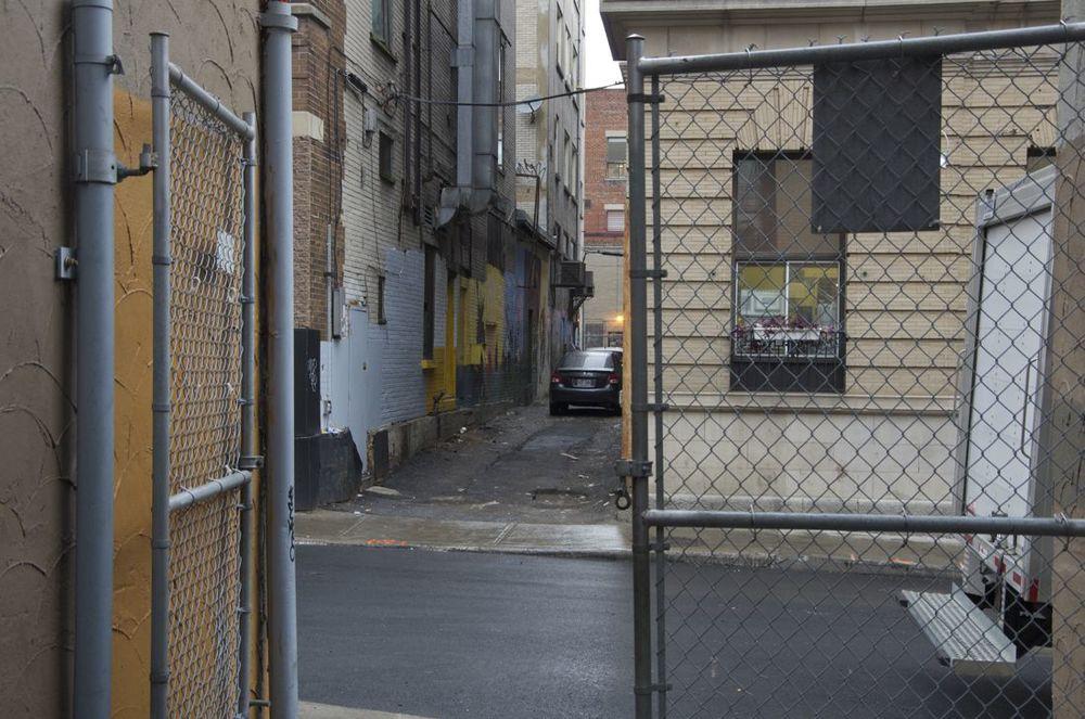 Rue St-André (les ruelles de chaque part)