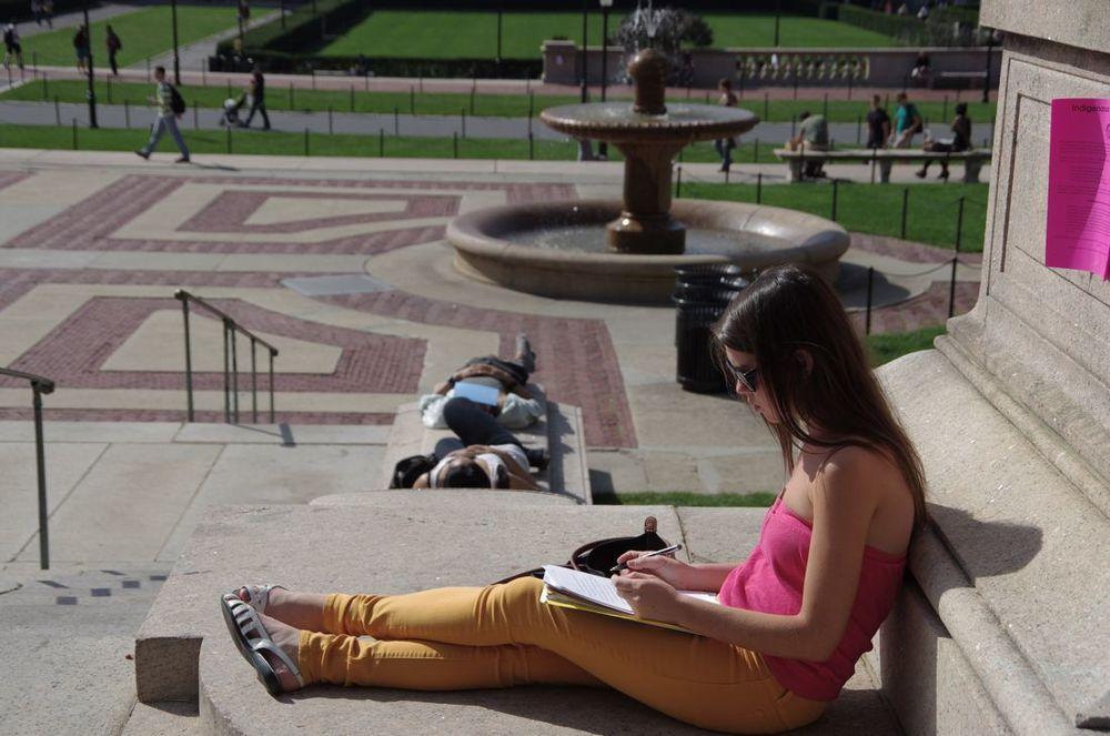 Columbia University, 1/5