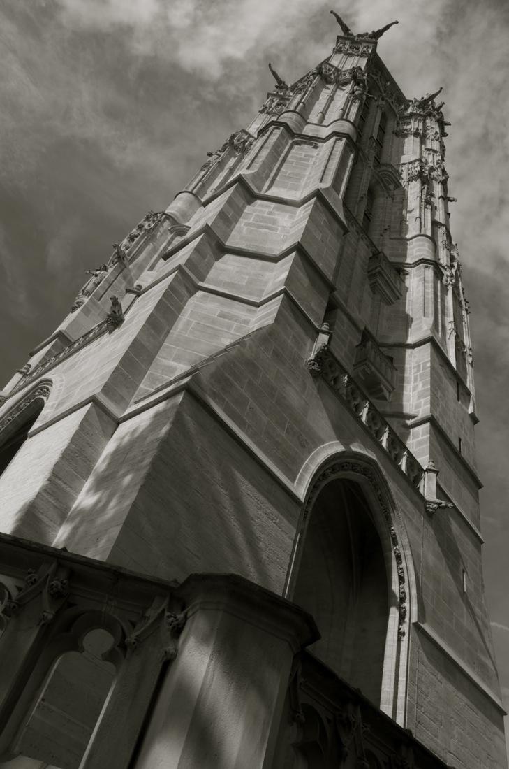 La tour St-Jacques
