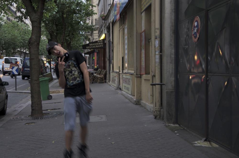 Garçon, avenue Parmentier