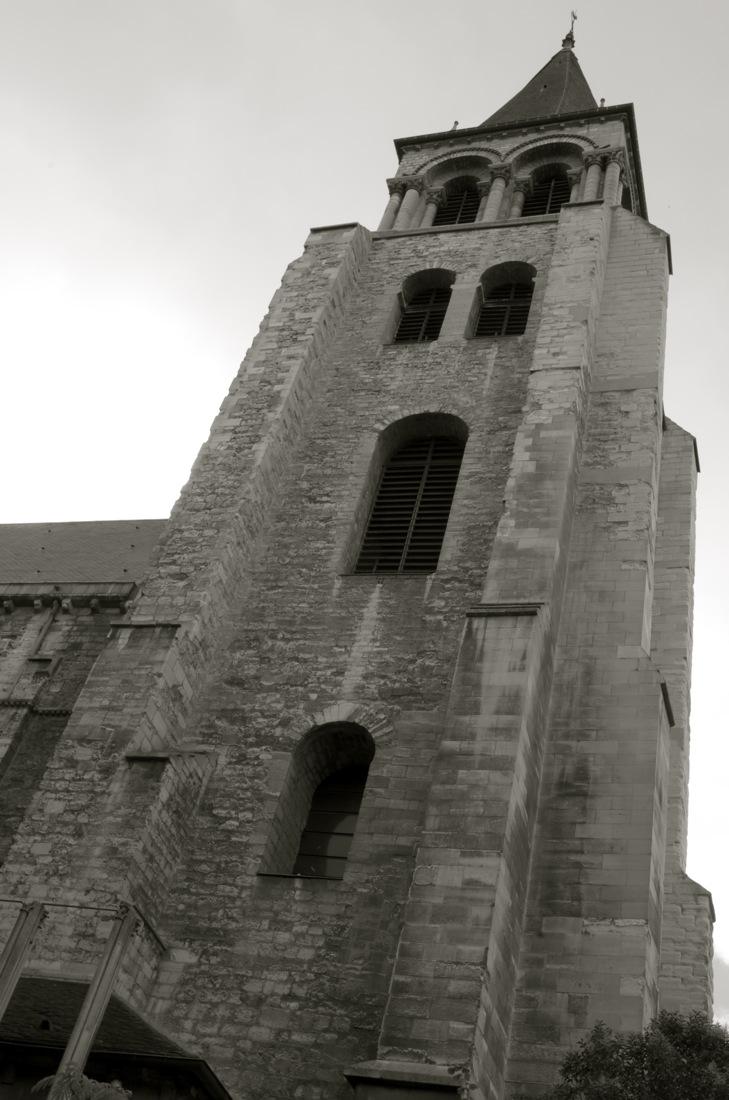 Le clocher de St-Germain-des-Prés